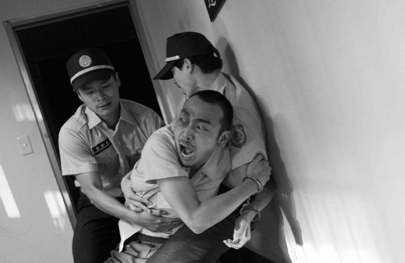 ▲《赤島》全片靈感來自於香港近年現況。(圖/高雄電影節)