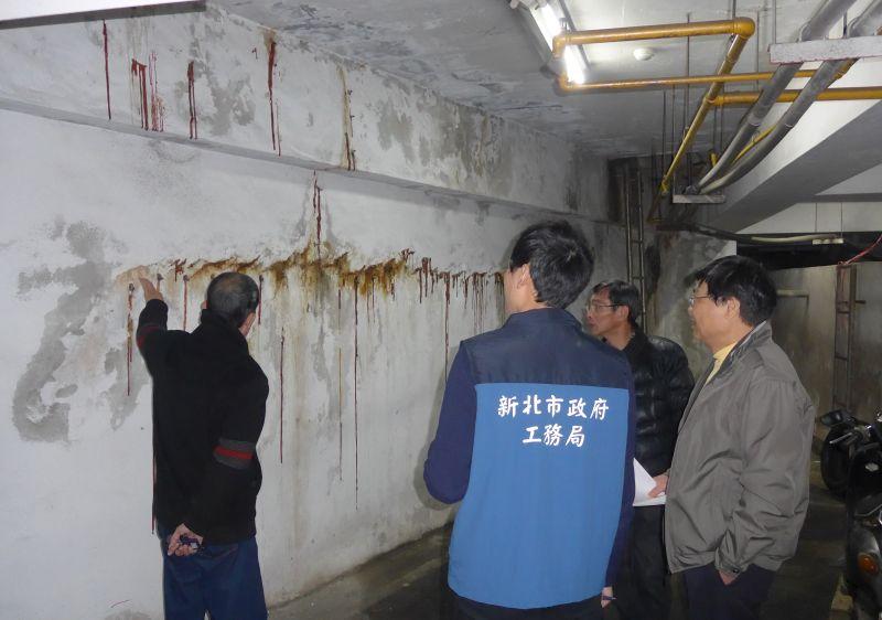 ▲新北工務局表示,921震災受損的建物,大多已接受輔導拆除改建或都更。(圖/新北市政府提供)