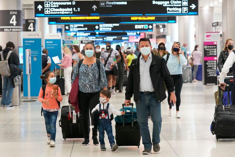 台灣人難再赴美打疫苗!11月起完整接種才能入境美國