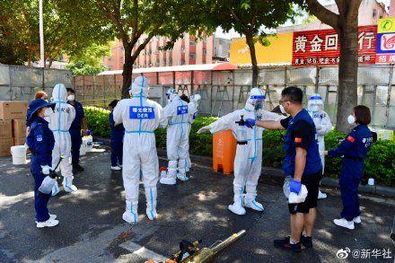 中國增35例COVID-19 本土13例分布黑龍江福建