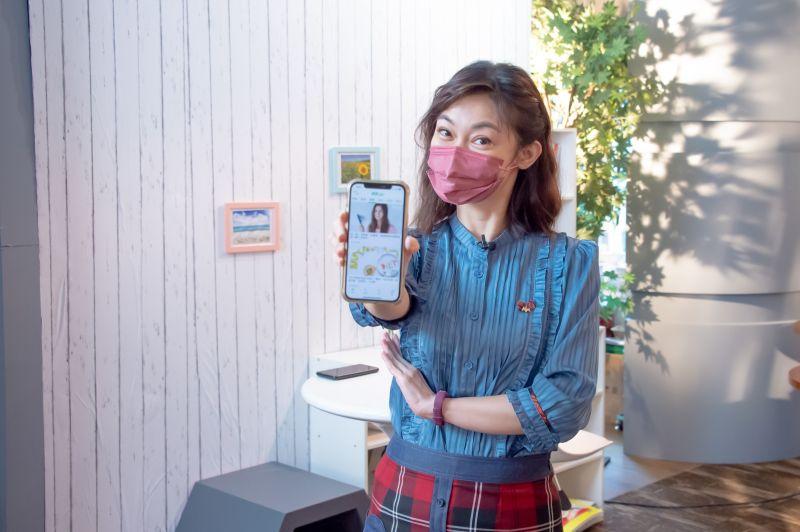 ▲鄭凱云主持《健康2.0》多年。(圖/TVBS提供)