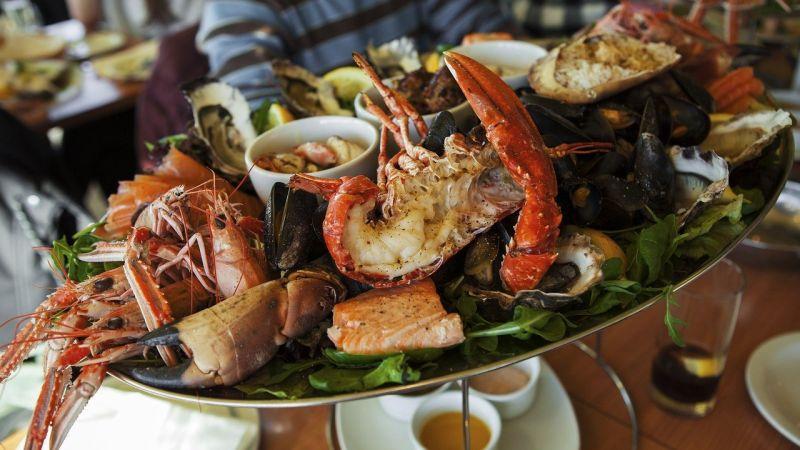 ▲網友想到buffet吃到飽餐廳享用螃蟹。(示意圖/翻攝pixabay)