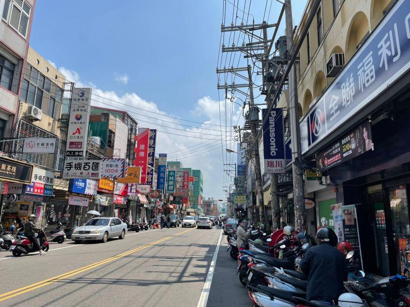 ▲竹北市中正西路為今年第二季房價最親民的一條路。(圖/NOWnews資料照片)