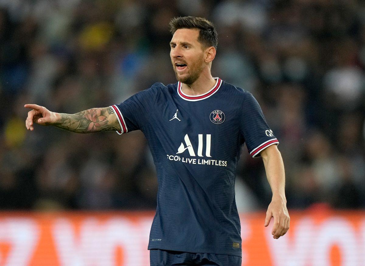 足球/姆巴佩助攻!梅西打進巴黎首球 率隊擊敗曼城開胡