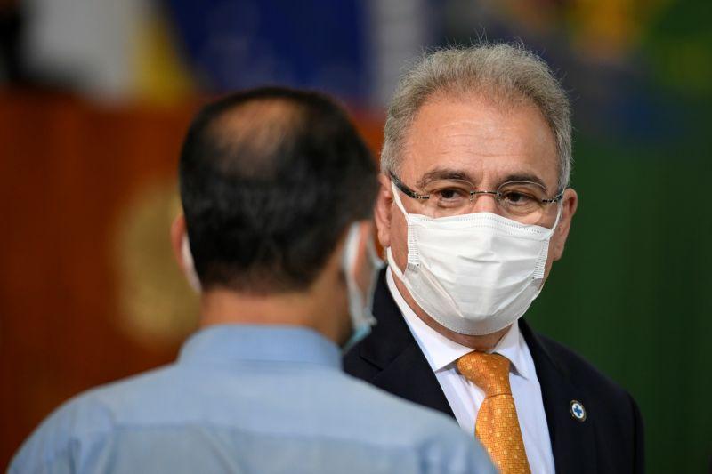 巴西衛長在美染疫 引發疫苗有效性話題