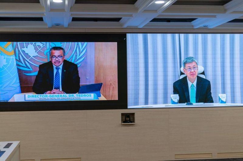 全球新冠肺炎線上高峰會 前副總統陳建仁獲邀出席