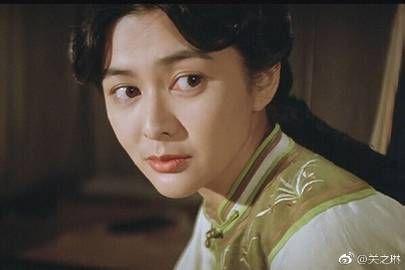▲關之琳扮演的十三姨角色,是影迷心中的經典。(圖/關之琳微博)