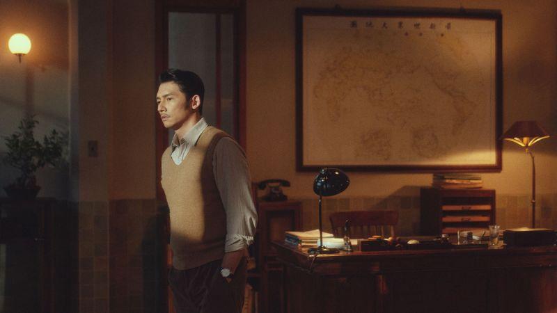 ▲溫昇豪飾演失意戰俘。(圖/公視提供)