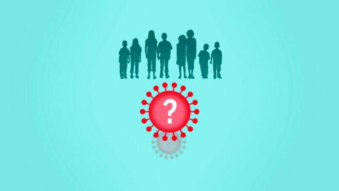 ▲美國專家曝Delta變種病毒不會讓兒童病的更重。(圖/取自美聯社)