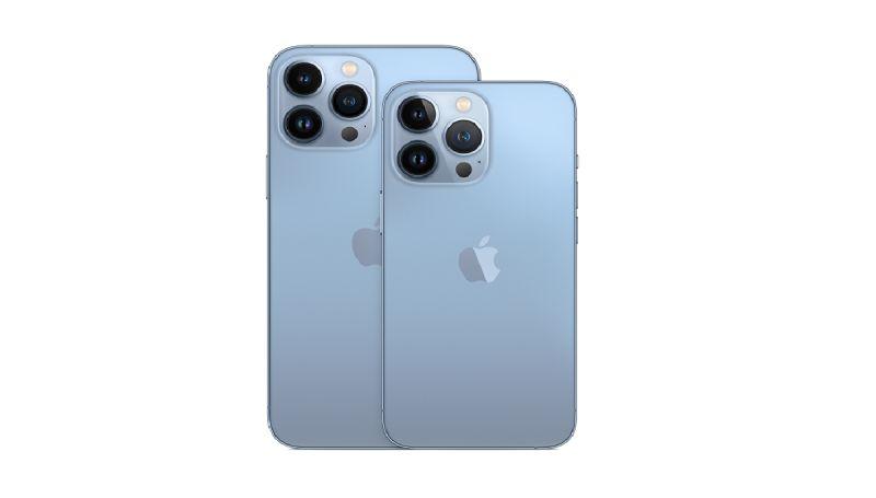 ▲iPhone 13 Pro天峰藍色榮登預約最夯首選!蝦皮購物 iPhone13 9月24日開賣,加碼祭出獨家小橘盒。(圖/資料照片)