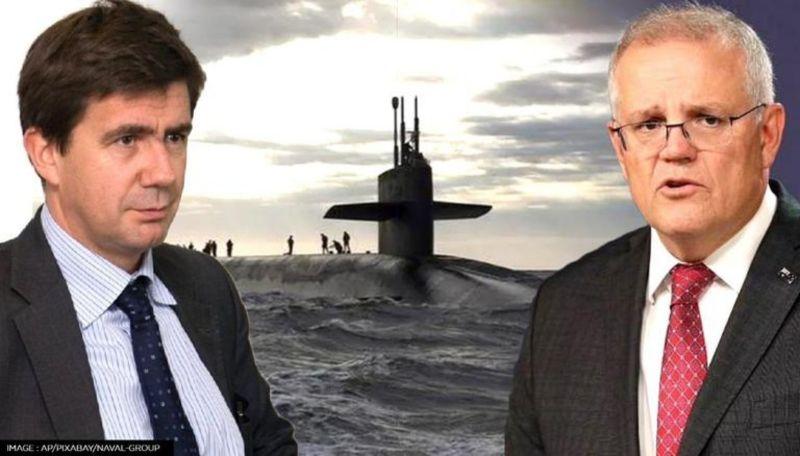 代價好貴!澳洲與英美聯盟取消潛艇訂單 法擬索賠近2兆