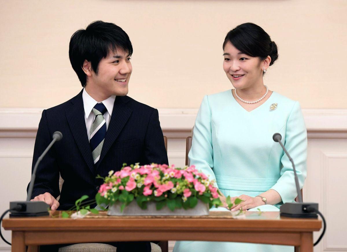 嫁了!真子公主與小室圭登記結婚 下午將召開記者會
