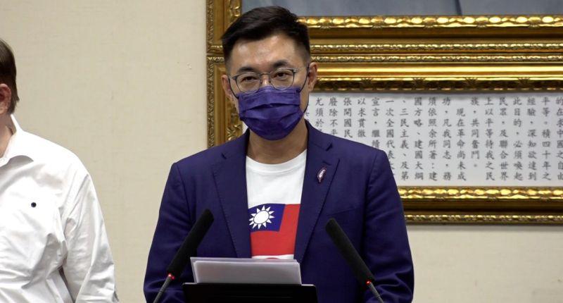 江啟臣連任黨主席失利 明日重回街頭拚罷免、公投案