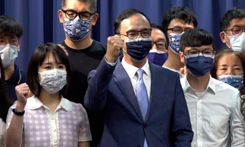 朱立倫重掌國民黨 許智傑:盼能走「台灣國民黨」路線