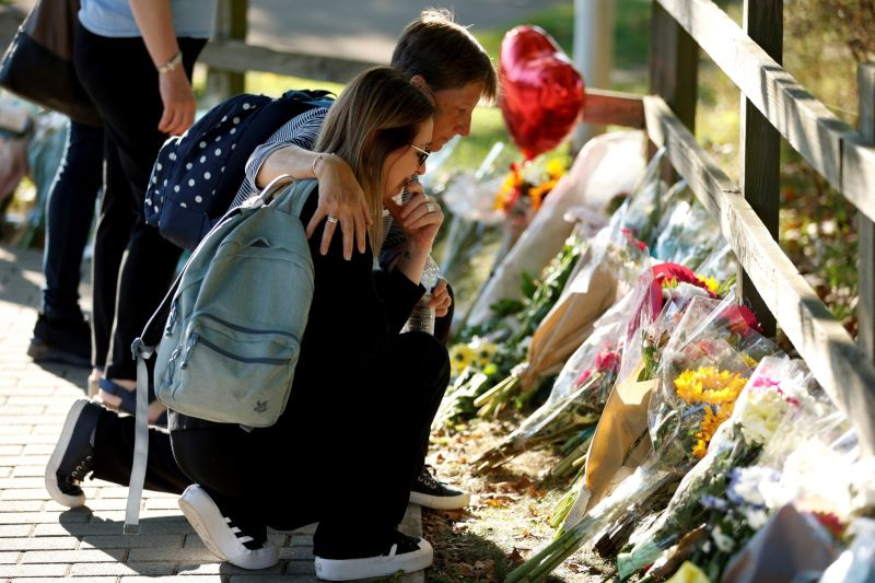 英國女教師穿越公園上酒吧 5分鐘路程遇襲身亡