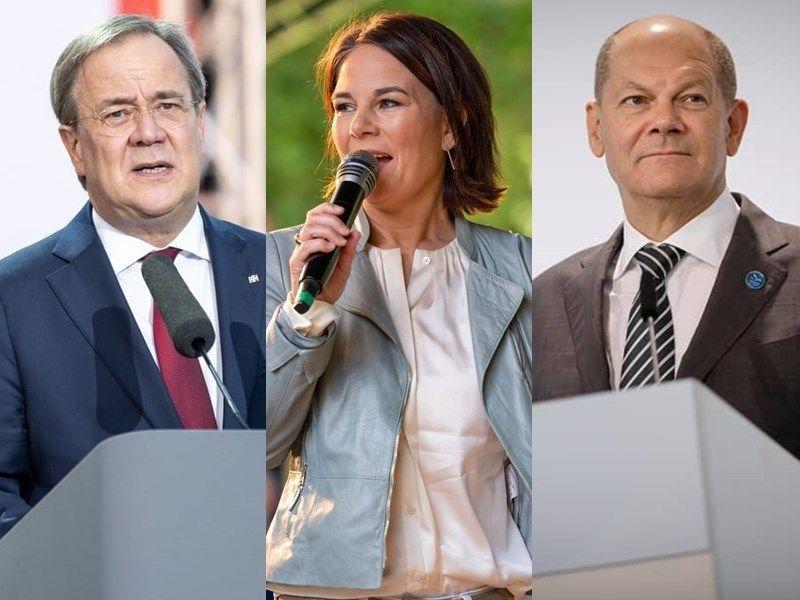 德國變天 大選初步結果社民黨驚險勝出