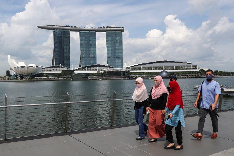 新加坡又增1939起病例 果菜批發中心成新感染群