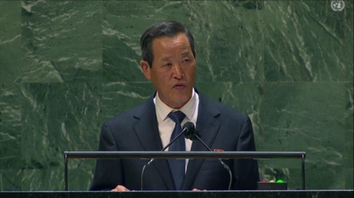 駐聯大使剛說不會威脅周邊安全 北韓今晨發射不明飛行物