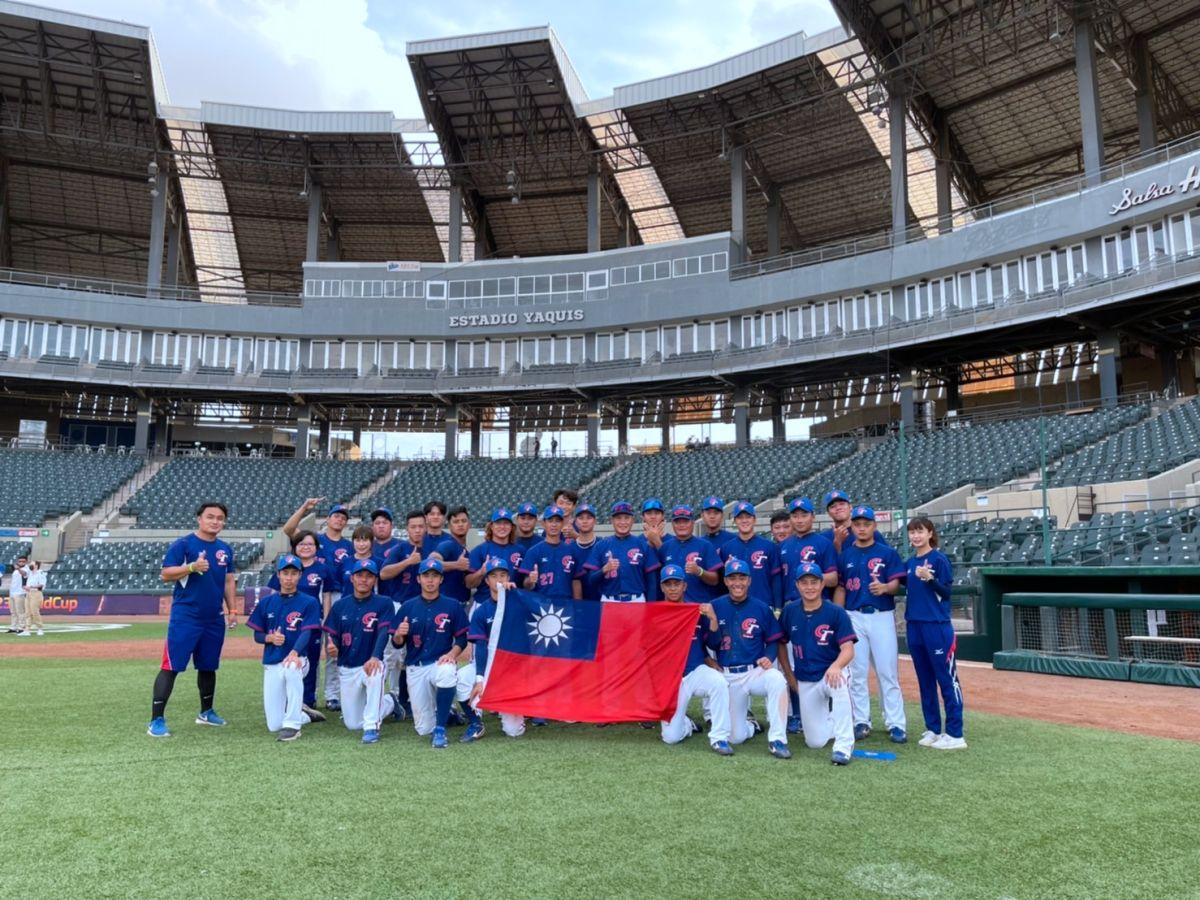 亞洲唯一!中華隊U23世界盃晉級複賽