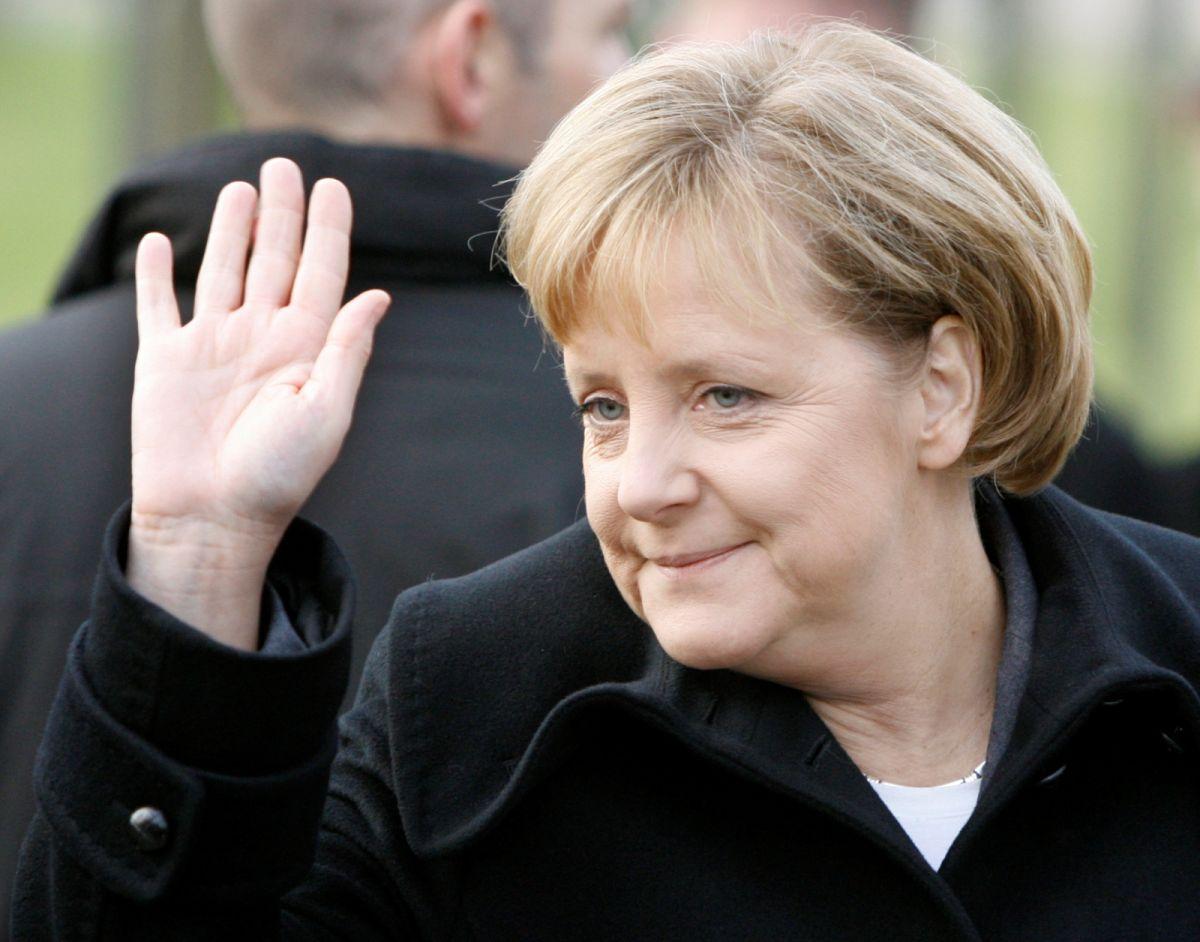 ▲即將離開政治舞台的德國總理梅克爾(Angela Merkel),今天在告別之旅中訪問以色列,最後一次以總理身分踏上這個她執政16年來培養友好關係的猶太國家。資料照。(圖/美聯社/達志影像)