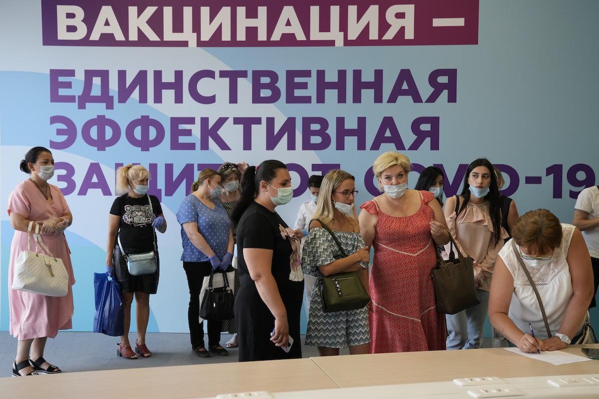 Delta疫情肆虐俄羅斯 單日病歿數連3天創新高