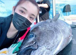▲森朝奈經常在個人IG分享自己的工作照。(圖/翻攝自@asanamori的IG)