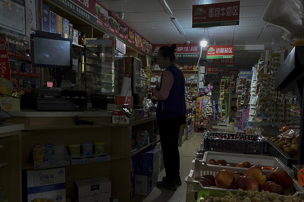 ▲中國爆發供電危機,受到各界矚目。報導指出,中國地方政府「失能」是這波危機的關鍵原因。(圖/美聯社/達志影像)