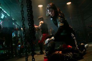 ▲韓韶禧新作武打戲演起來太凶狠,導演都說「她都沒在珍惜身體」。(圖/Netflix)