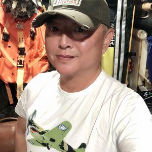 ▲李國超是資深電視演員,演過許多經典劇。(圖/翻攝臉書)