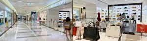 ▲義大世界購物廣場有多達700個品牌全年提供2折起的超值優惠。(圖/記者陳美嘉攝,2021.09.23)