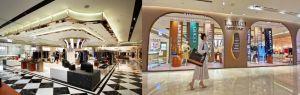 ▲歐洲精品複合大店Luxury Mall,讓喜歡精品的消費者可以一站購足。(圖/義大提供)
