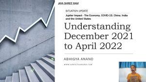 ▲阿南德預言明年3月到4月會有全球性災禍。(圖/Conscience YouTube)