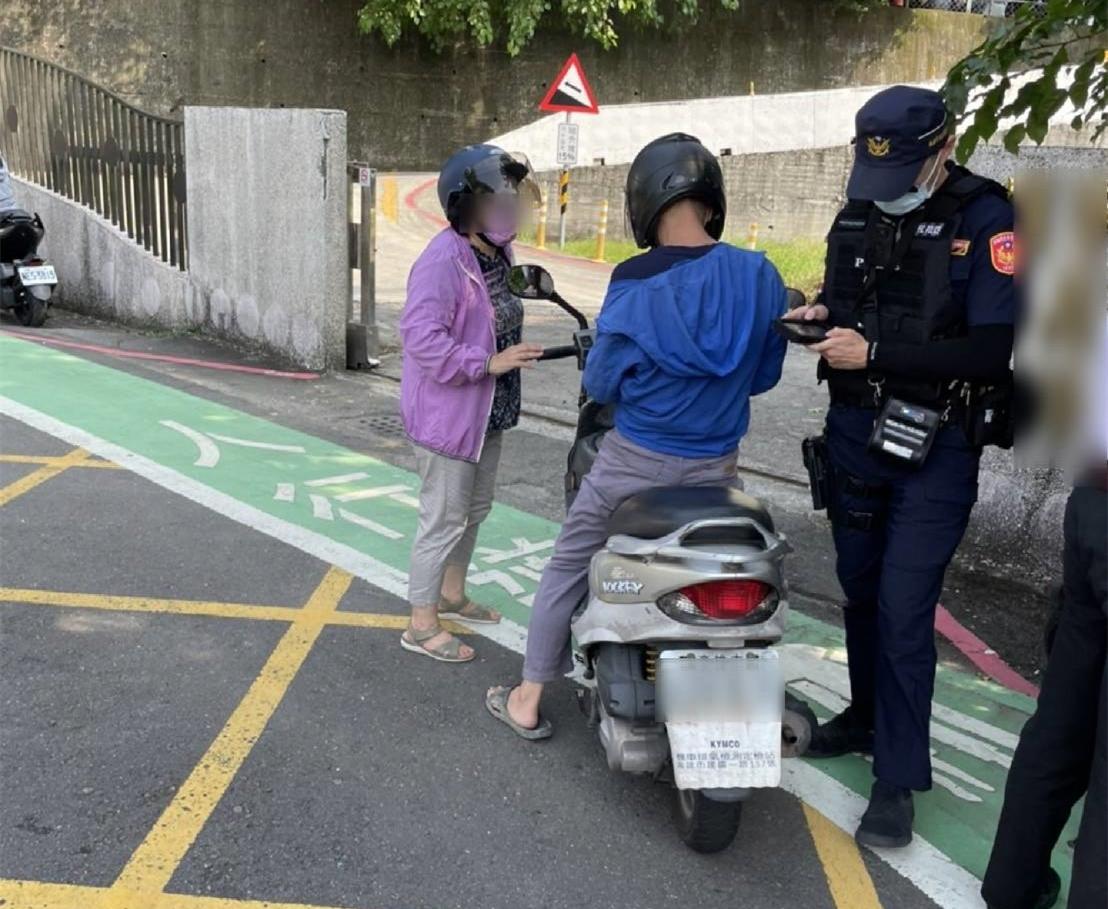 ▲高雄市警局從今(1)日起執行「交通安全月、路口大執法」。(圖/翻攝畫面)