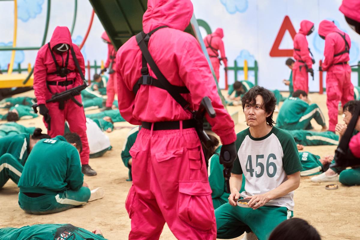 ▲韓國影集《魷魚遊戲》近日在全球爆紅。(圖/Netflix提供)