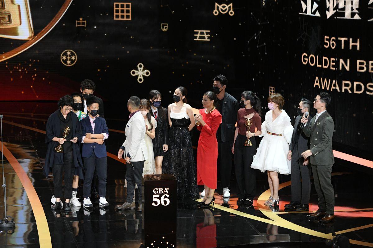▲《天橋上的魔術師》奪下第56屆金鐘獎「戲劇節目獎」。(圖/三立電視提供)