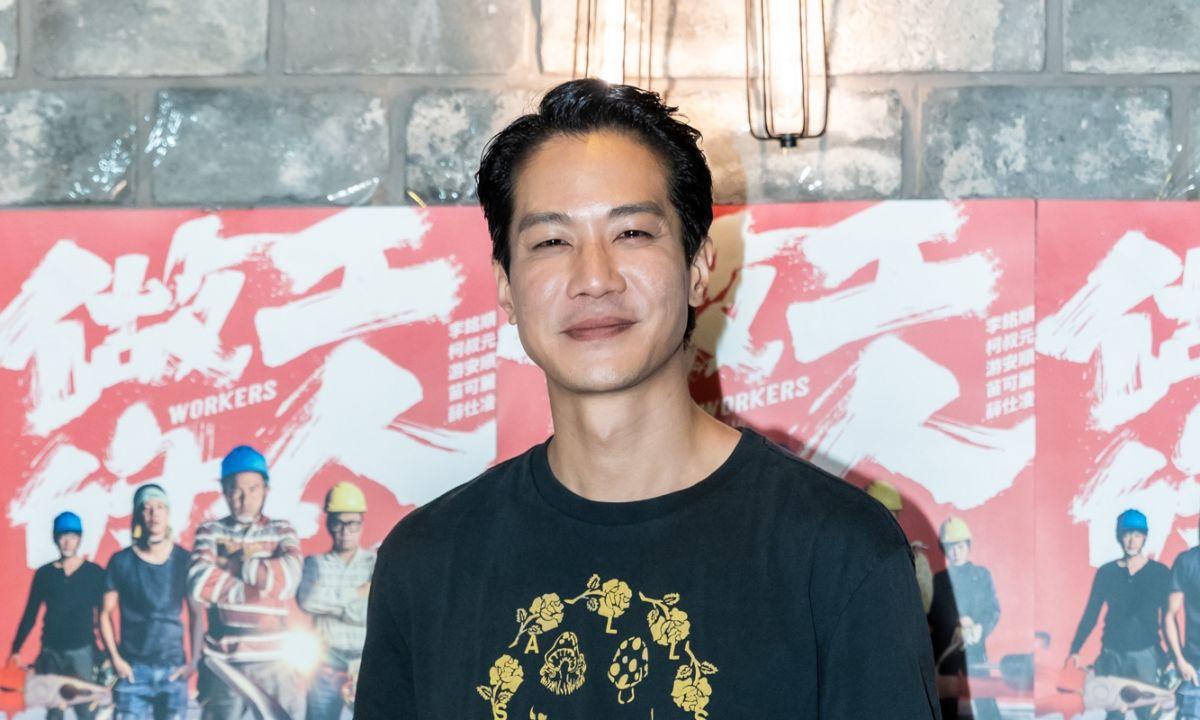 薛仕凌「不帥不有名」試鏡屢被刷掉 熬成2金視帝哭了