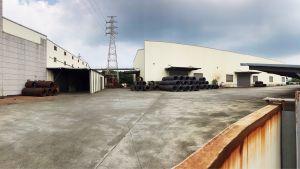 ▲南部知名抽線廠日前驚傳跳票,該工廠目前負責人已人去樓空。(圖/記者郭俊暉翻攝)