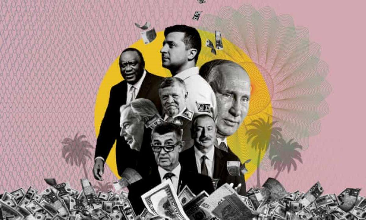 潘朵拉文件踢爆多國政要 以離岸公司洗錢、避稅、藏資產