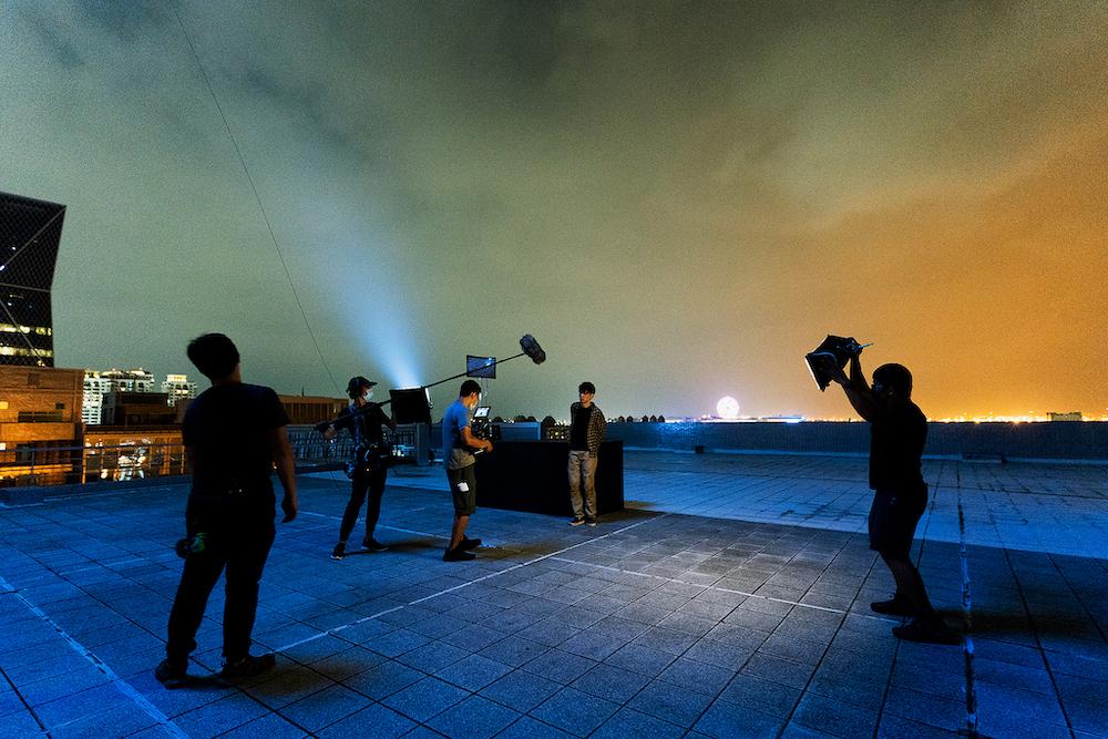 ▲高雄市政府公布一連串的解封政策,包括影視協助拍片,以及10月15日起跑的高雄電影節。(圖/高雄電影館提供)
