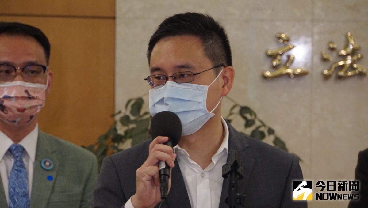 阮昭雄轉戰立委、趙怡翔參選北市議員 湧言會力挺