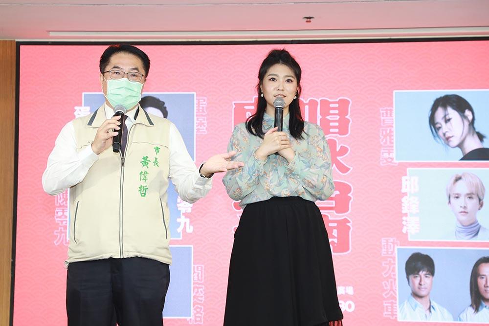 台南藝術節本週五登場 金曲大咖雲集要「唱秋台南」
