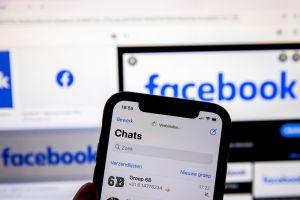 ▲知名社群網站網臉書, WhatsApp, Instagram,4日驚傳全球範圍當機。有臉書員工透露連識別證系統都失效。示意圖。(圖/美聯社/達志影像)