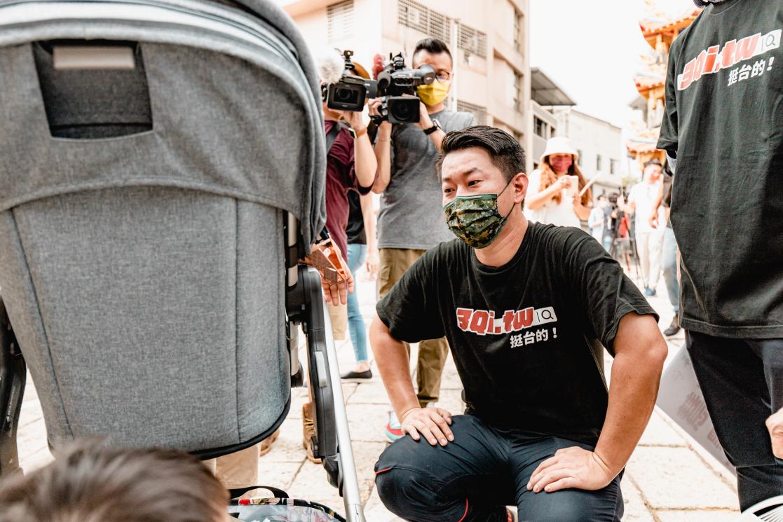 陳柏惟面臨罷免 民進黨:積極澄清謠言、支持認真的立委