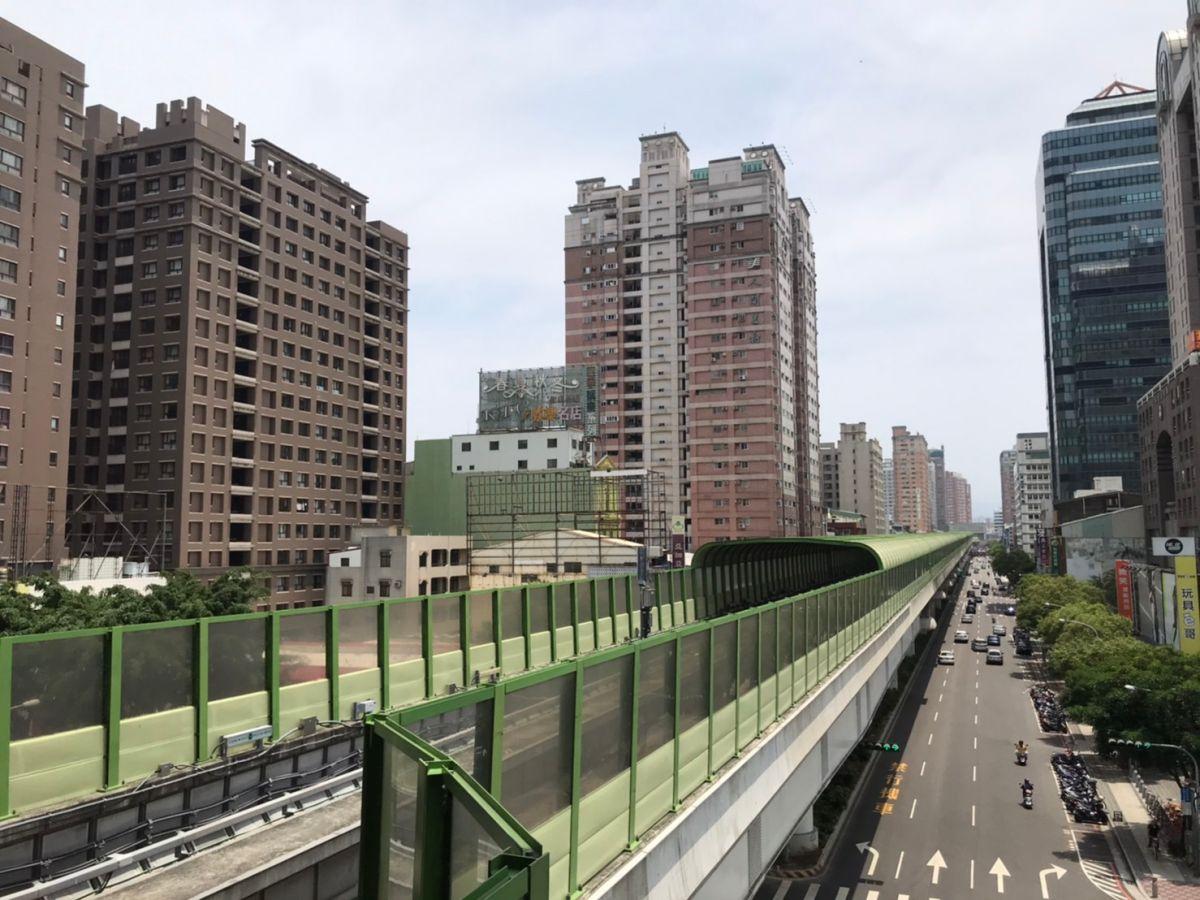▲官方報告顯示,北屯捷運站點沿線是交易熱區。(圖/NOWnews資料照片)