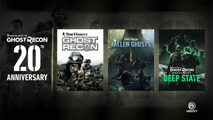 Ubisoft又來送!《火線獵殺》初代+續作DLC限時免費領