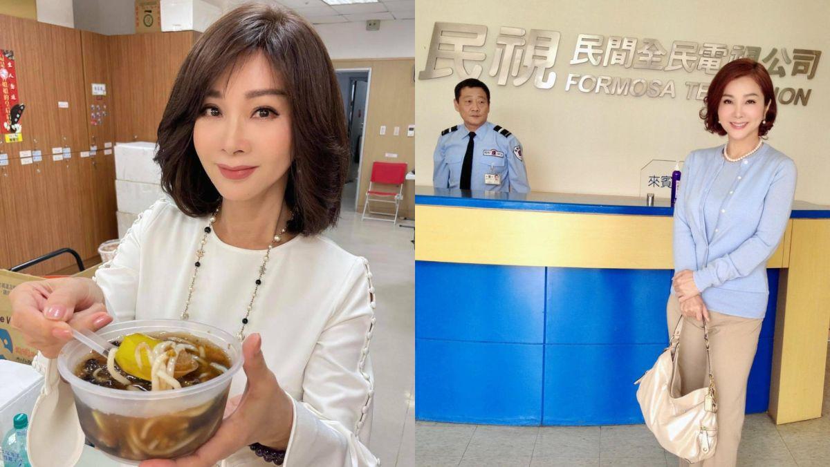 陳美鳳10年前和警衛大哥合影 兩人外貌變化掀2萬人驚呼