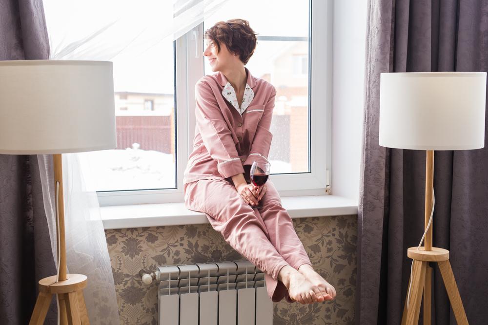 ▲給獨居女子的5個生活建議!吃好睡好是最基本,學習 「與孤獨共處」可讓你遠離疫情焦慮。(圖/Shutterstock)