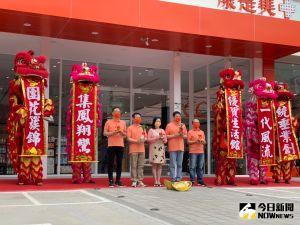 ▲統一集團今(6)天在高雄拓展全新店型「優質生活館」。(圖/記者劉雅文拍攝)