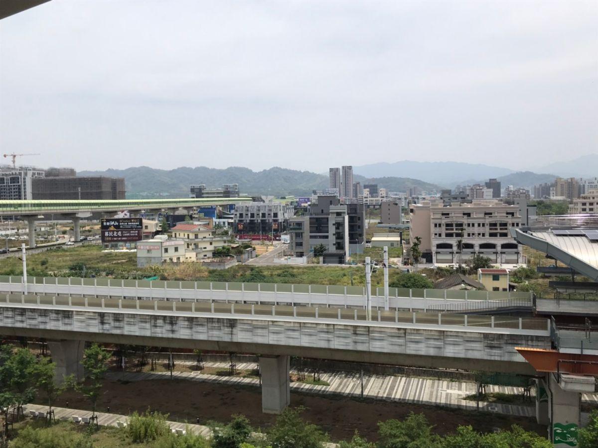 ▲單元12重劃區鄰近雙鐵共構的松竹站,為低密度住宅區,多電梯別墅產品。(圖/NOWnews資料照片)