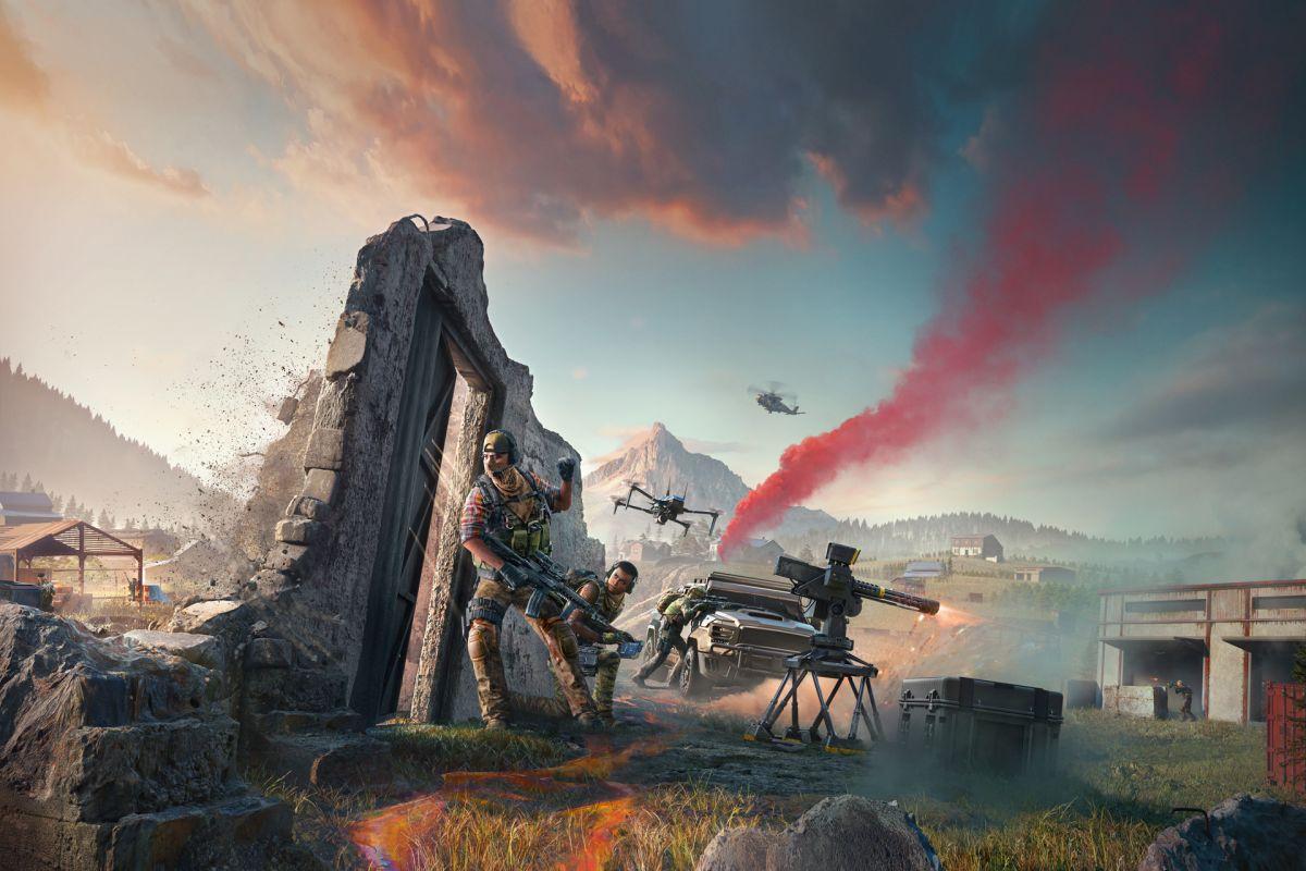 ▲Ubisoft 百人免費大逃殺新作《火線獵殺:前線行動》